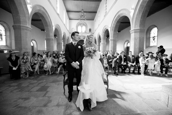 photo de cérémonie de mariage