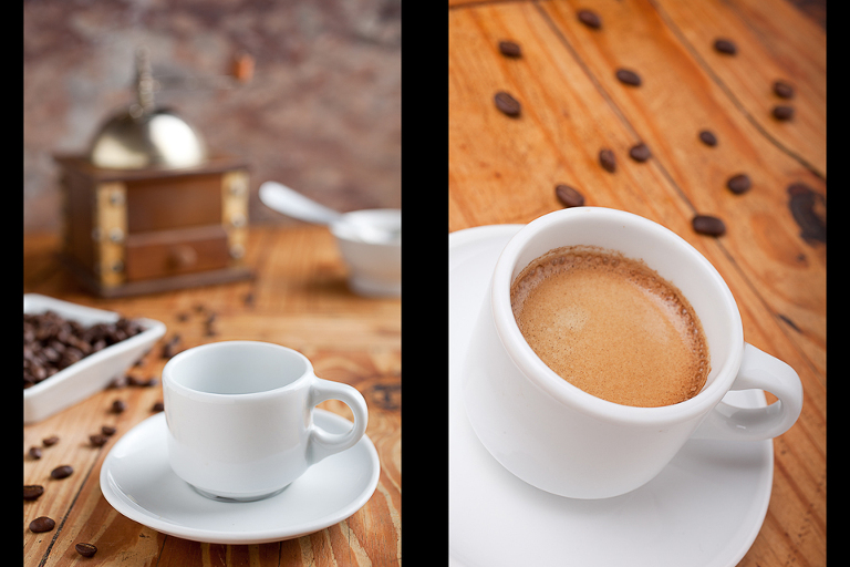 campagne publicitaire café