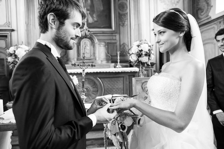 Mariage château Villiers le Mahieu