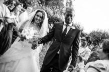 Photographe de mariage au château des Condé