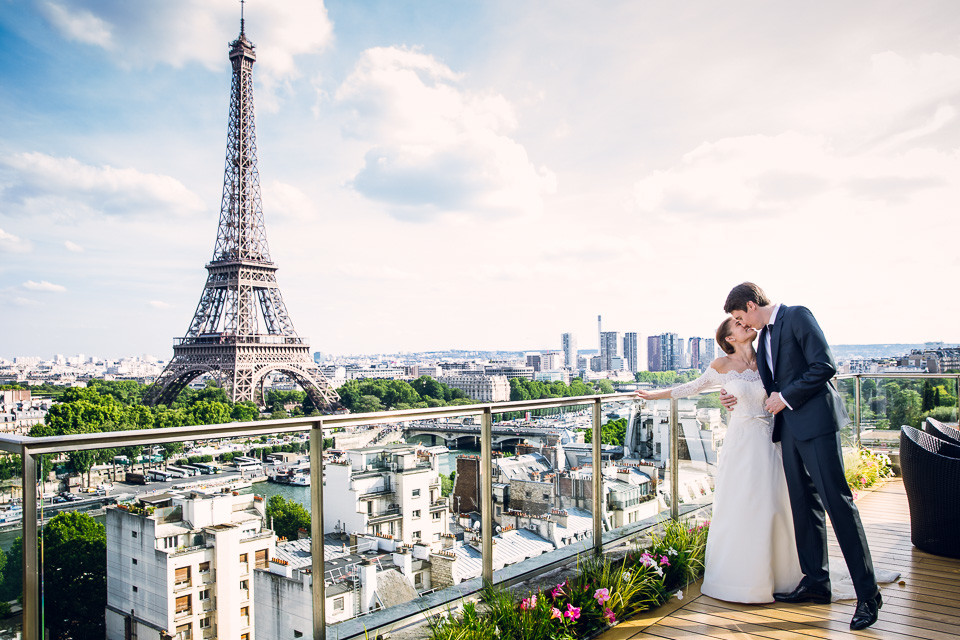 Mariage au Shangri La