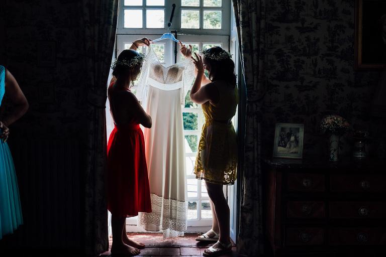Photo de mariage prise avec un Sony a9