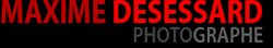 Maxime Desessard Photographe logo